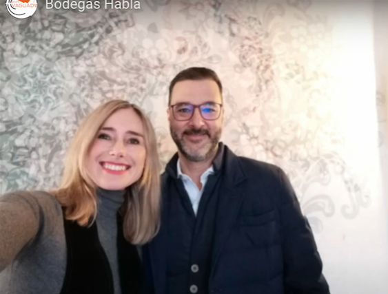 Mi entrevista con Fernando Mendieta, brand ambassador de Bodegas Habla.